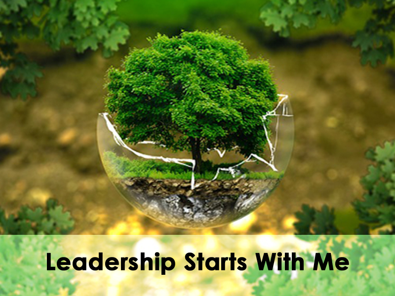 Leadership starts with me